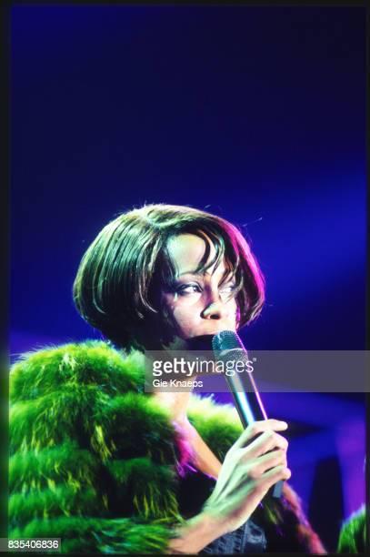 Whitney Houston Sportpaleis Antwerp Belgium