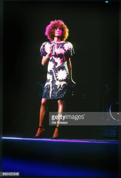 Whitney Houston Vorst Nationaal Brussels Belgium