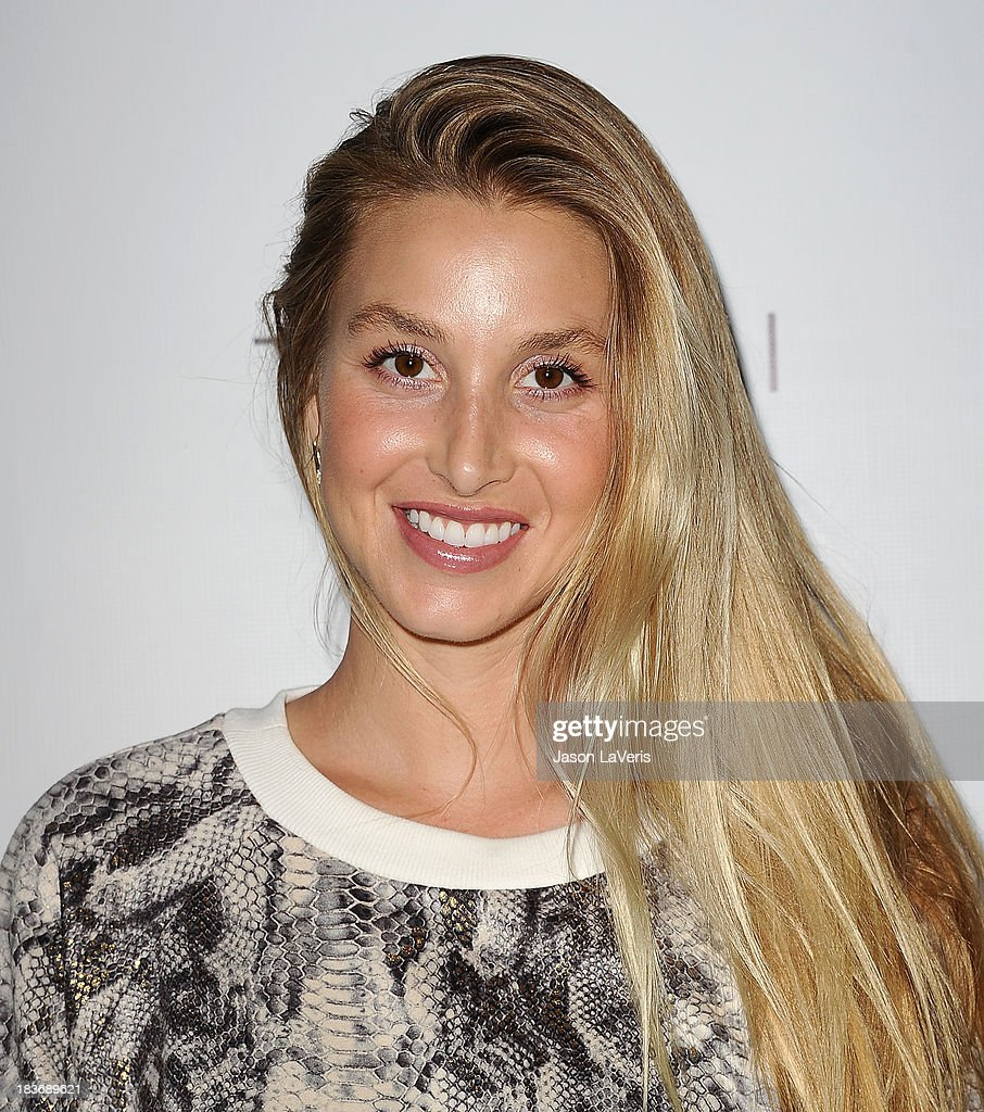 <a gi-track='captionPersonalityLinkClicked' href=/galleries/search?phrase=Whitney+Port&family=editorial&specificpeople=544473 ng-click='$event.stopPropagation()'>Whitney Port</a> attends the Club Tacori 2013 event at Greystone Manor Supperclub on October 8, 2013 in West Hollywood, California.