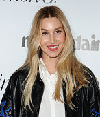 Whitney Port attends the Marie Claire Fresh Faces party at Sunset Tower Hotel on April 11 2016 in West Hollywood California