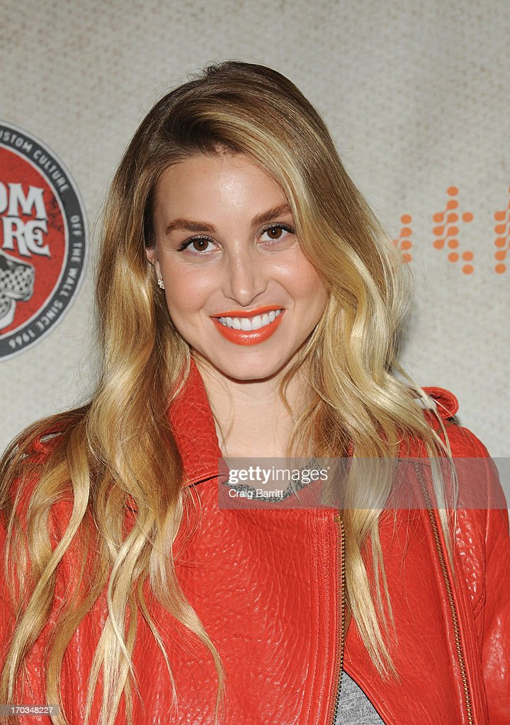 <a gi-track='captionPersonalityLinkClicked' href=/galleries/search?phrase=Whitney+Port&family=editorial&specificpeople=544473 ng-click='$event.stopPropagation()'>Whitney Port</a> attends Vans Custom Culture at The Whitney Museum of American Art on June 11, 2013 in New York City.