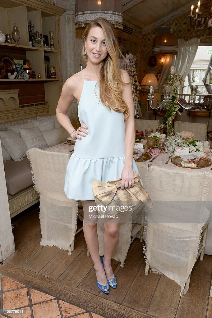 Whitney Port attends Wedding Paper Divas Presents 'Whitney Port's Love Story' at Mari Vanna Los Angeles on February 11, 2014 in West Hollywood, California.