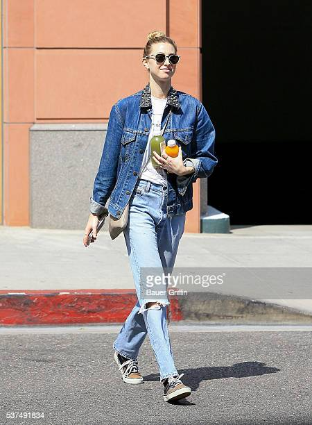 Whitney Port is seen on June 01 2016 in Los Angeles California