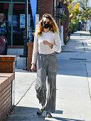 Celebrity Sightings In Los Angeles - June 04, 2020