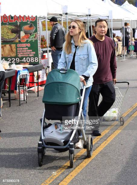Whitney Port is seen on November 12 2017 in Los Angeles California