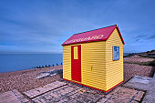 Whitstable Lifeguard Hut