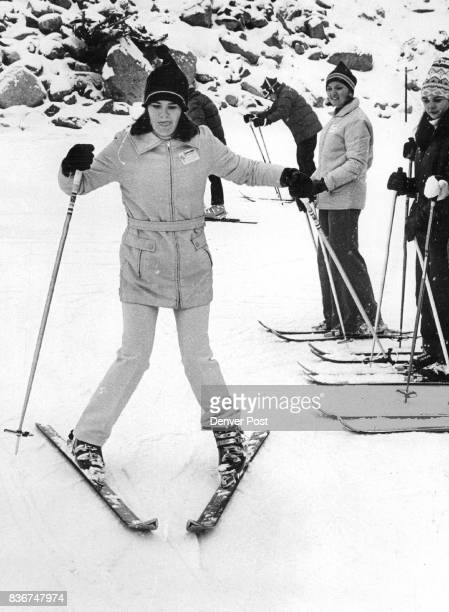 DEC 1974 DEC 13 1974 DEC 26 1977 DEC 27 1977 who hangs on tightly during initial experience on the rope tow at Willy Schaeffler Ski School which...