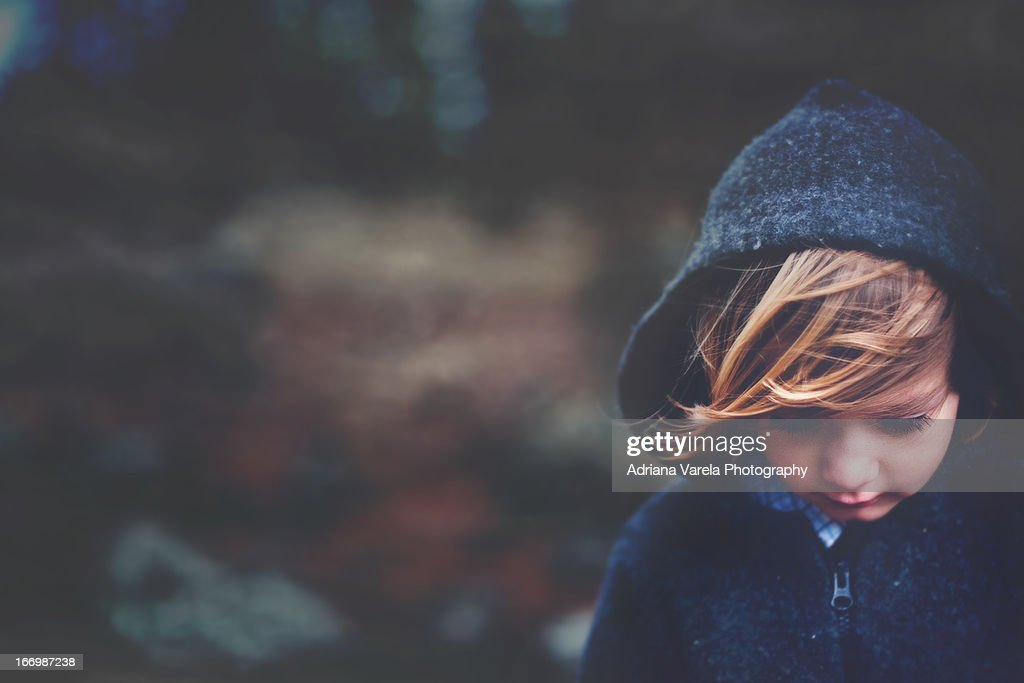 Who has seen the wind? : Stock Photo