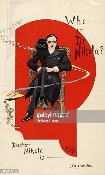 'Who Is Dr Nikola' The Windsor Magazine 1895