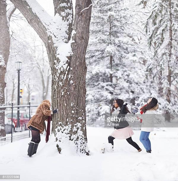 """Qui dit que vous ne pouvez pas vous amuser pendant """" hiver ?"""