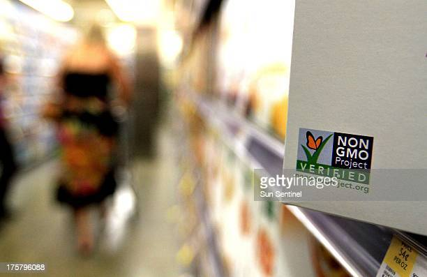 Whole Foods is the first supermarket chain to require its suppliers to put GMO labels on their products a mandate that must be met by 2018