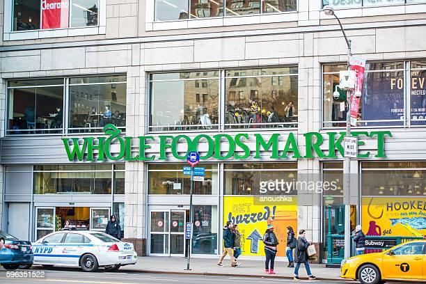 ホールフーズ市場,ニューヨーク,米国