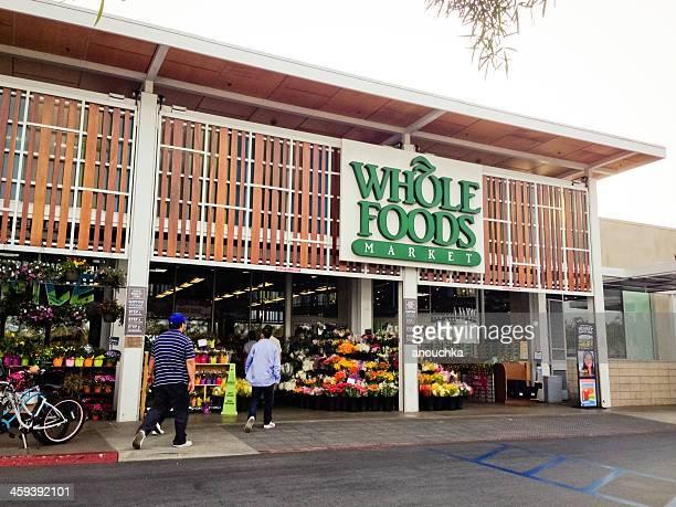 Whole Foods Market, Venecia, California