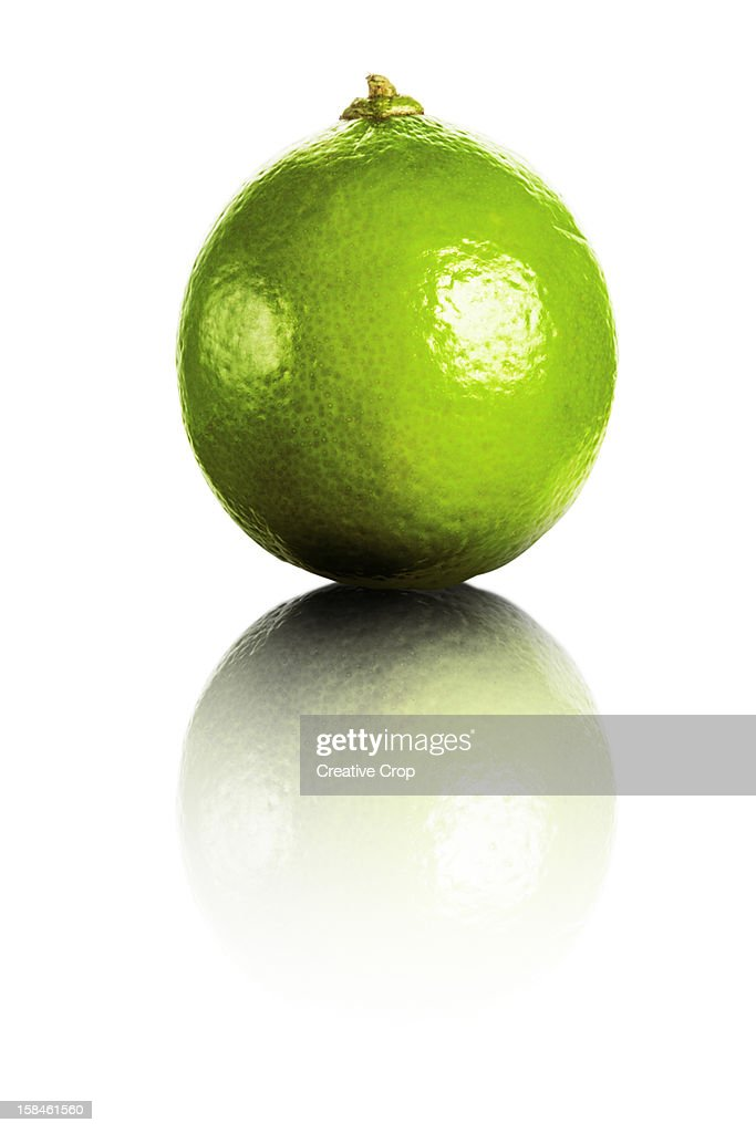 Whole lime : Stock Photo