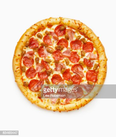 Whole Meat Lovers Pizza