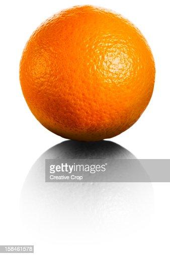 Whole orange