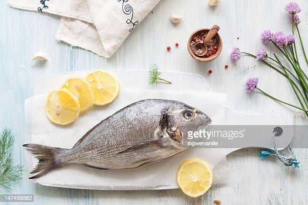 Whole seabream