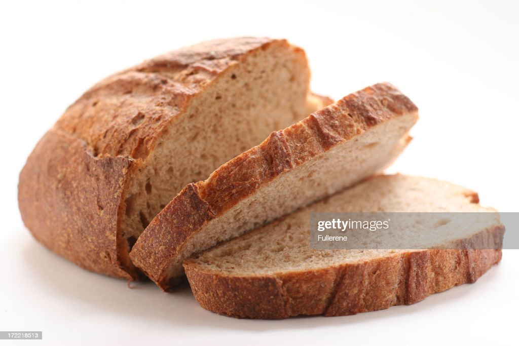 whole wheat bread : Stock Photo