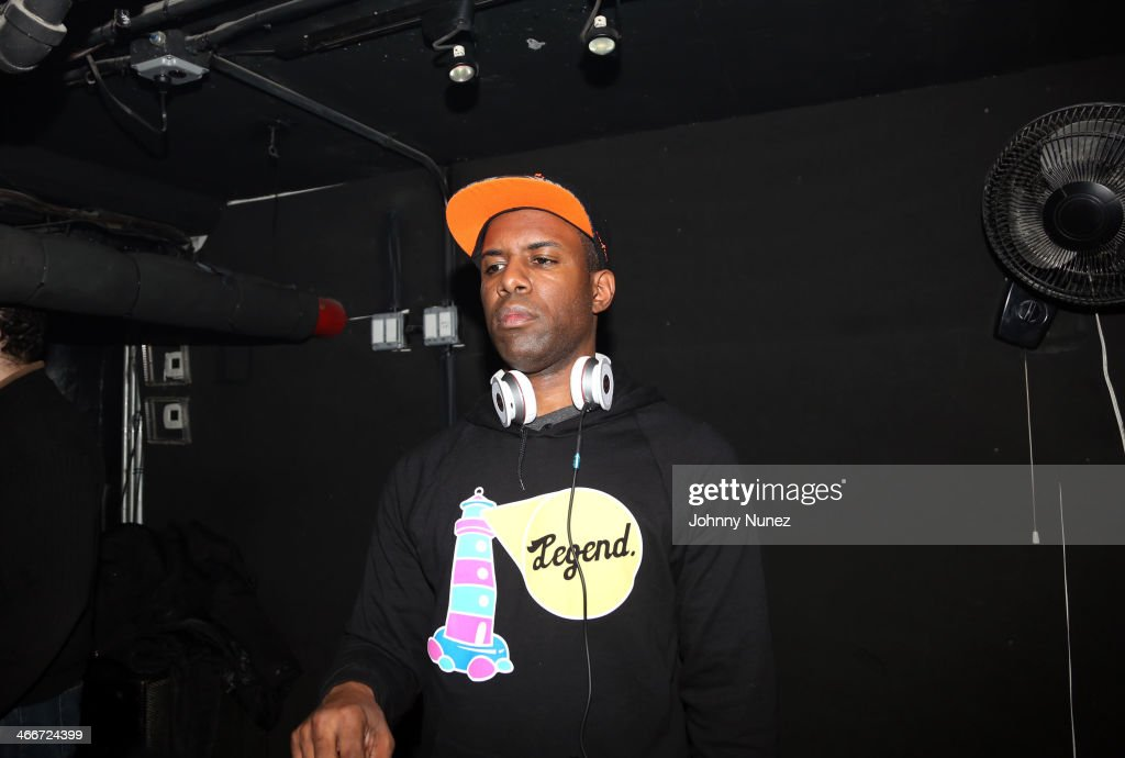 <a gi-track='captionPersonalityLinkClicked' href=/galleries/search?phrase=DJ+Whoo+Kid&family=editorial&specificpeople=4360604 ng-click='$event.stopPropagation()'>DJ Whoo Kid</a> spins at Cam'ron's KillaBowl at WIP on February 2, 2014 in New York City.