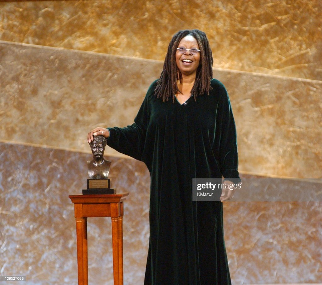 Whoopi Goldberg accepts awards; 'On Stage at the Kennedy Center: The Mark Twain Prize' will air November 21, at 9 p.m. on PBS.