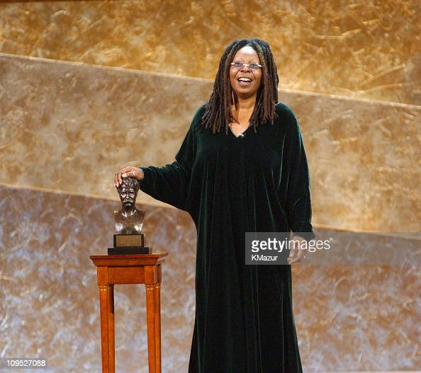 Whoopi Goldberg accepts awards 'On Stage at the Kennedy Center The Mark Twain Prize' will air November 21 at 9 pm on PBS