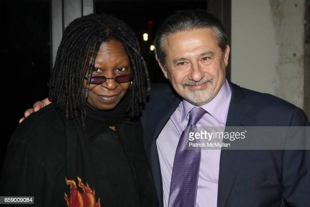 Whoopi Goldberg and Dr Tamer Seckin attend The BLOSSOM BALL To Benefit The Endometriosis Foundation of America at The Prince George Ballroom on April...