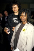 Whoopi Goldberg and Husband David Claessen during American Cinematheque Movie Ball at Hollywood Palladium in Hollywood California United States