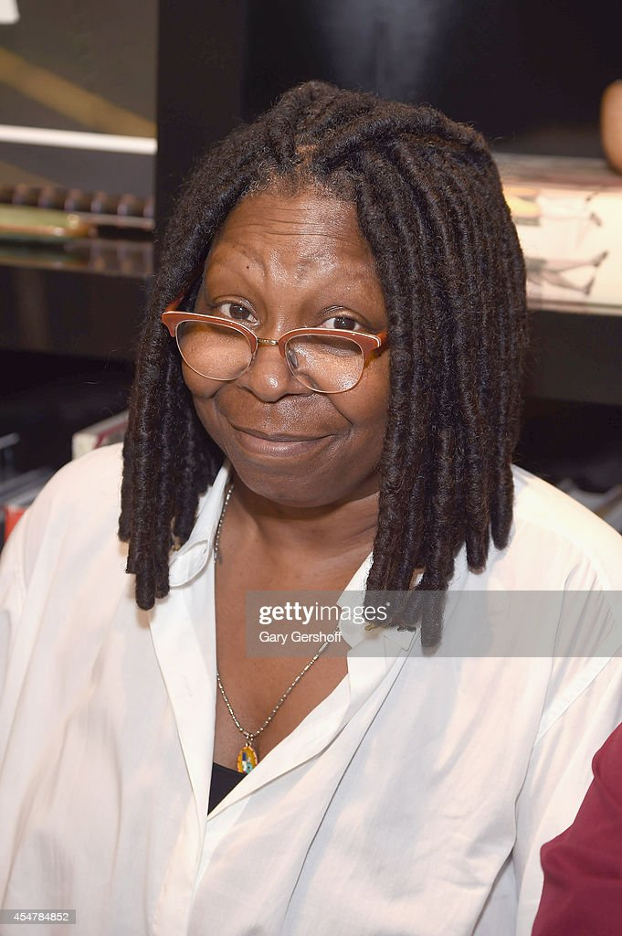Whoopi Goldberg attends Ralph Rucci during MercedesBenz Fashion Week Spring 2015 at 151 West 26th Street on September 6 2014 in New York City