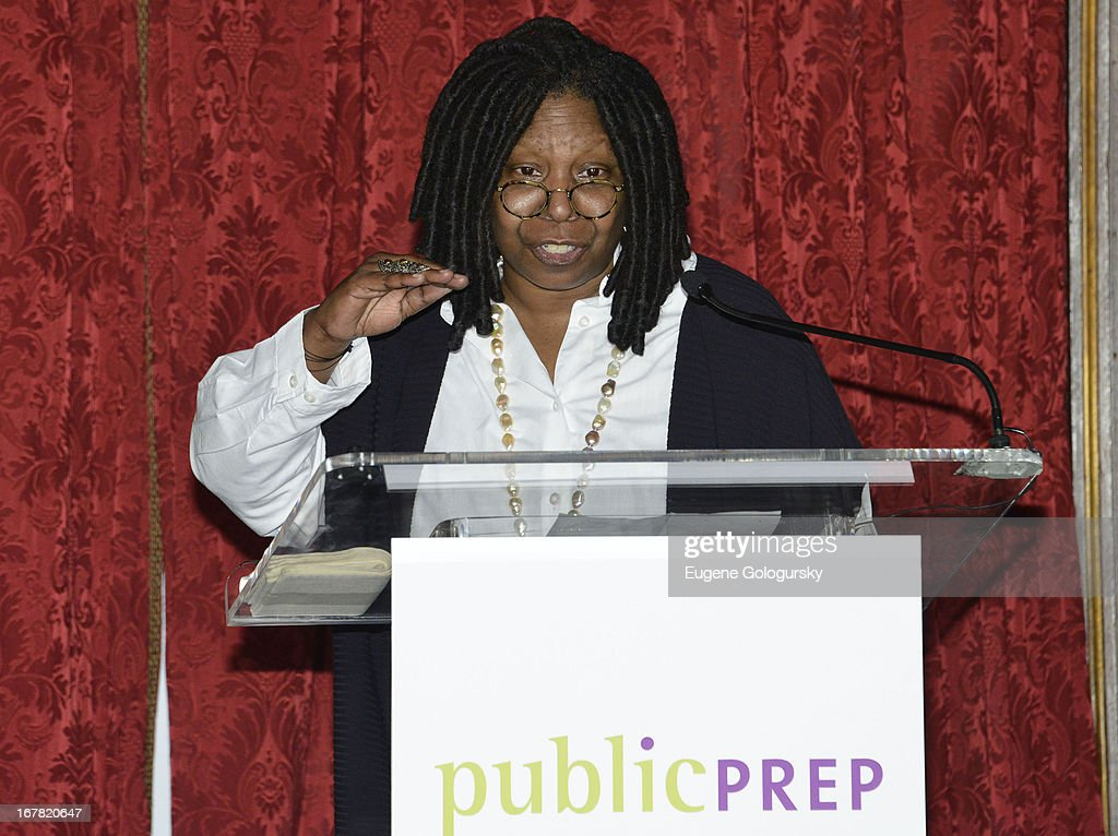 <a gi-track='captionPersonalityLinkClicked' href=/galleries/search?phrase=Whoopi+Goldberg&family=editorial&specificpeople=202463 ng-click='$event.stopPropagation()'>Whoopi Goldberg</a> attends the 3rd annual Namesake luncheon on April 30, 2013 in New York City.