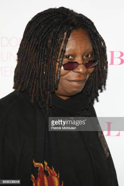 Whoopi Goldberg attends The BLOSSOM BALL To Benefit The Endometriosis Foundation of America at The Prince George Ballroom on April 20 2009 in New...