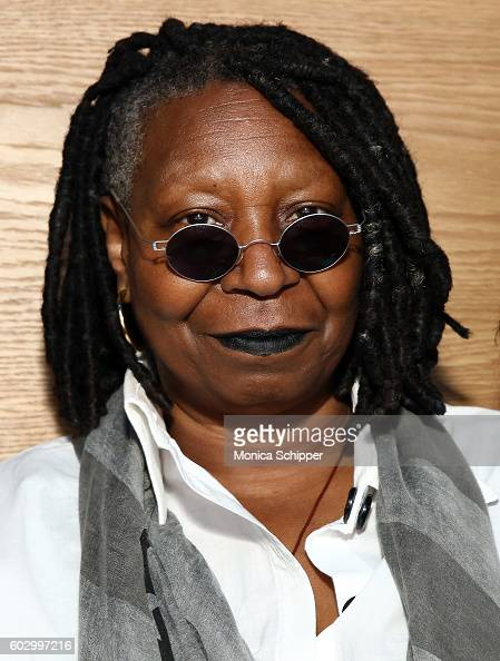 Whoopi Goldberg attends the Gypsy Sport fashion show during New York Fashion Week September 2016 at Samsung 837 on September 11 2016 in New York City
