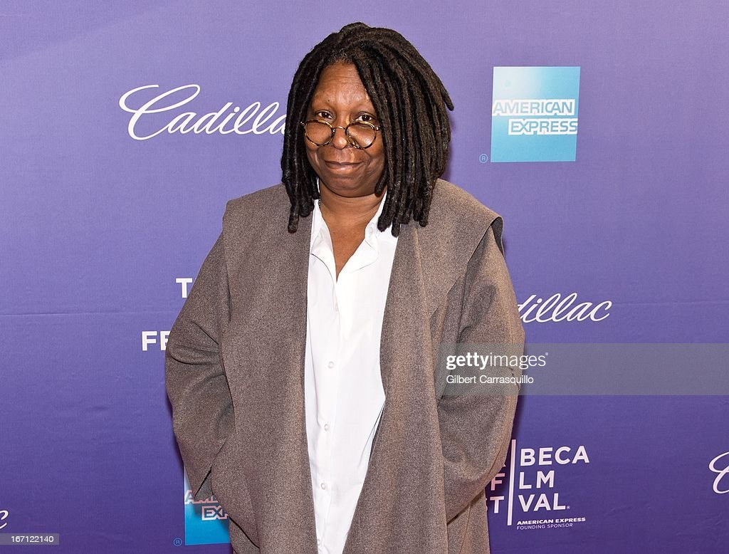 Whoopi Goldberg attends the screening of 'I Got Somethin' to Tell You' during the 2013 Tribeca Film Festival at SVA Theater on April 20, 2013 in New York City.