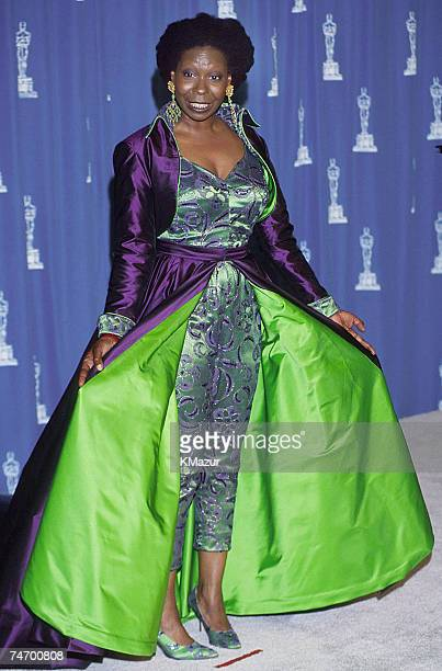 Whoopi Goldberg during 65th Annual Academy Awards at the Shrine Auditorium in Los Angeles California