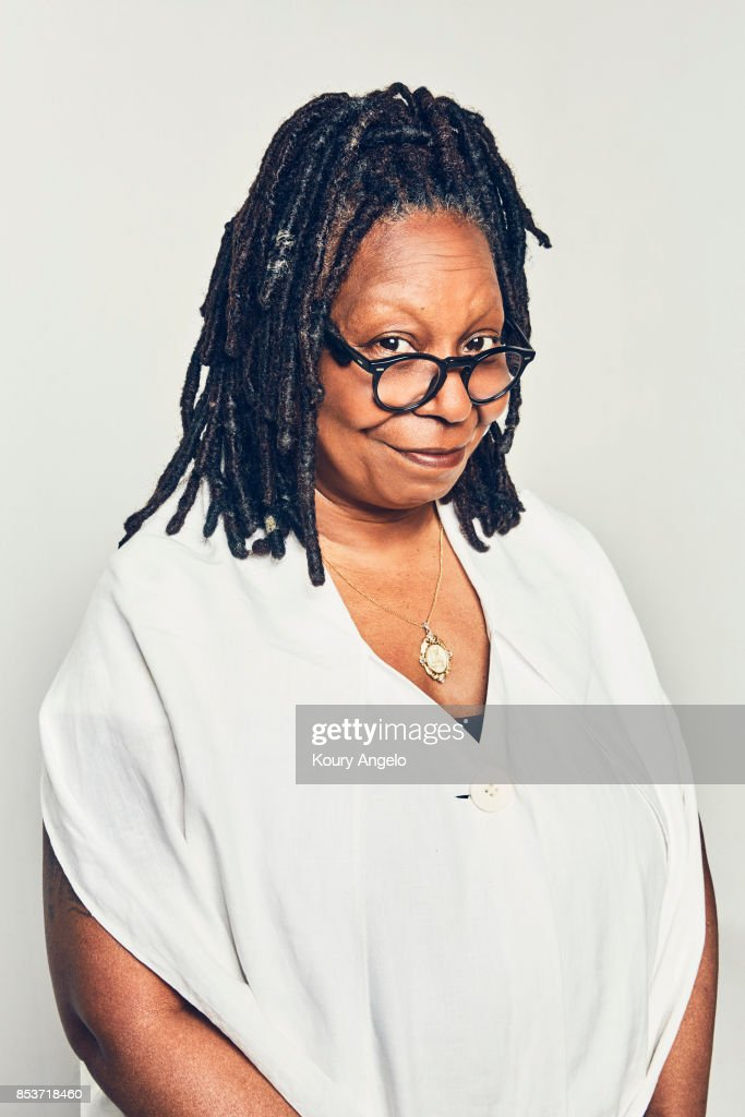 Whoopi Goldberg is photographed for People Magazine on July 25, 2017 in Los Angeles, California.