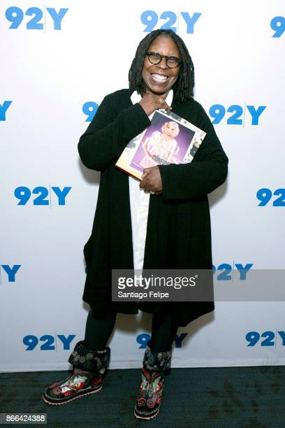 Whoopi Goldberg visits 92nd Street Y on October 25 2017 in New York City