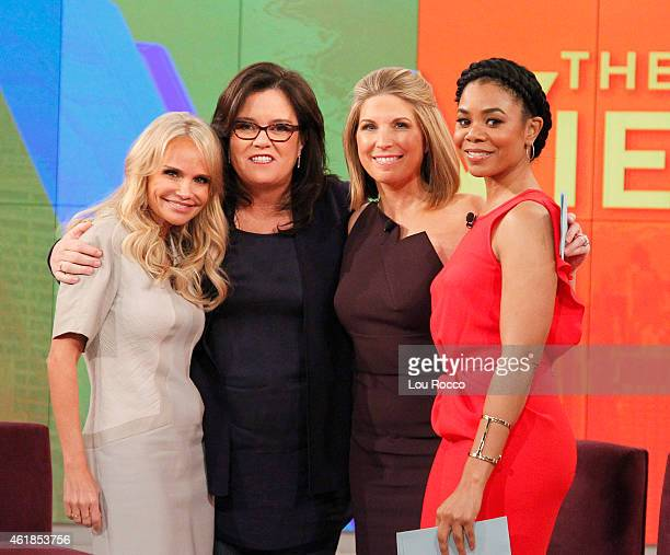 THE VIEW Whoopi returns today Tuesday January 20 2015 with guest cohost Regina Hall House band Vintage Trouble Guests include Kristin Chenoweth and...