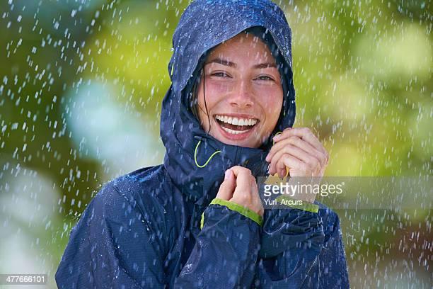 こわく雨ですか? 私ではありません!