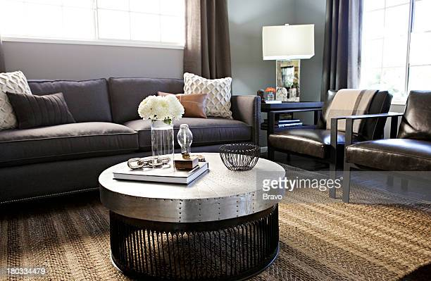 LEWIS 'Who's On First' Episode 209 Pictured After Photo of Living Room
