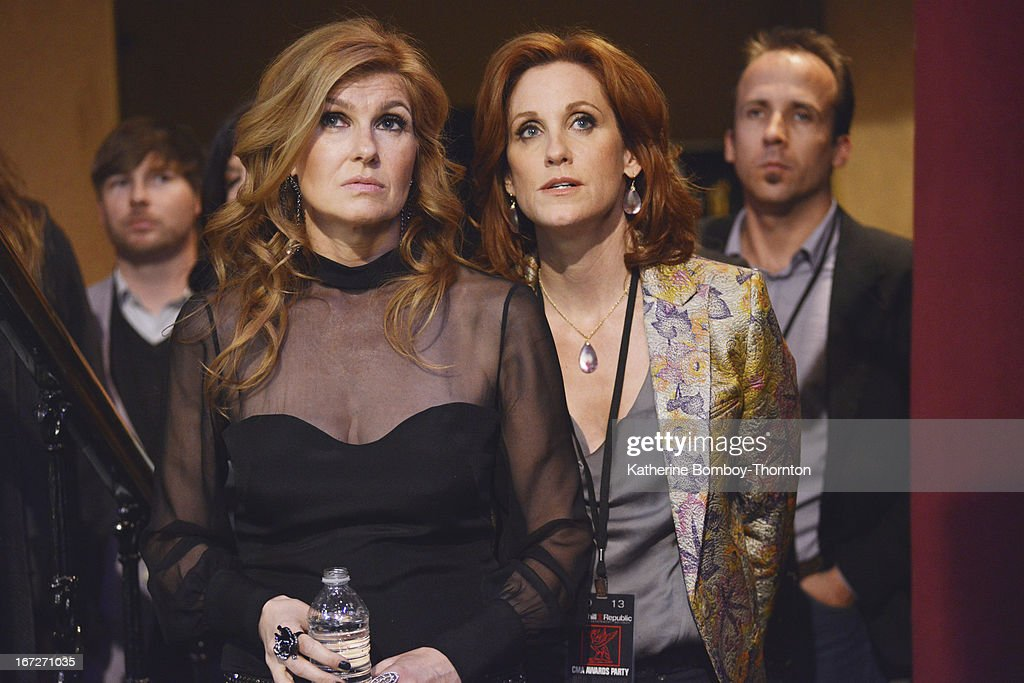 NASHVILLE -'Why Don't You Love Me' - Rayna and Juliette are both nominated for CMA Awards and Edgehill Records hosts a party in their honor. Meanwhile Teddy worries about his relationship with Maddie, Juliette copes with new challenges, Scarlett is concerned about Gunnar, and tension grows between him and Will, on 'Nashville,' WEDNESDAY, MAY 8 (10:00-11:00 p.m. ET) on the ABC Television Network. Guest starring Chris Carmack as Will, Susan Misner as Stacey and singer/songwriter Marshall Chapman as herself. HOAG