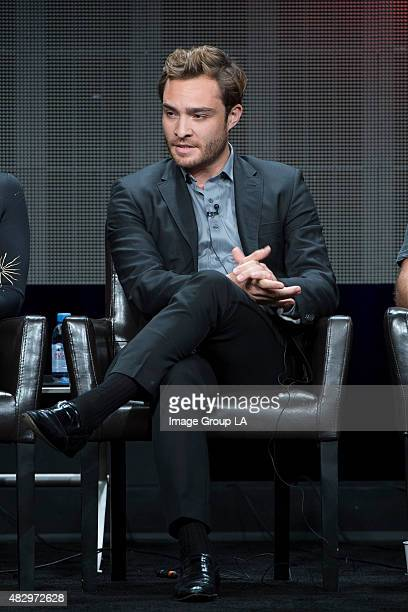 TOUR 2015 'Wicked City' Session The cast and producers of ABC's 'Wicked City' address the press at Disney | ABC Television Group's Summer Press Tour...