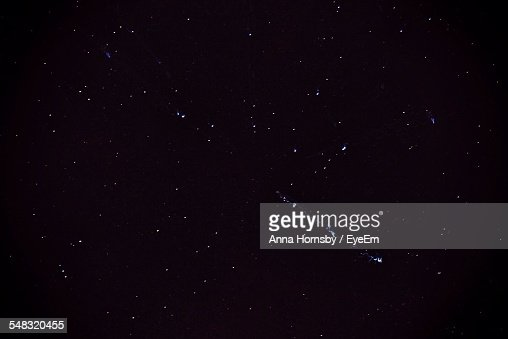 Wide Field View Of Constellations Showing Thousands Of Galaxies