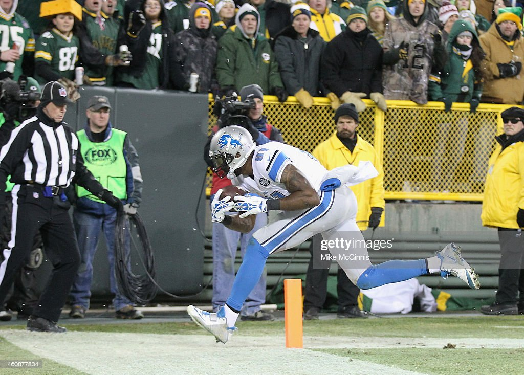 calvin johnson lions scores - photo #8