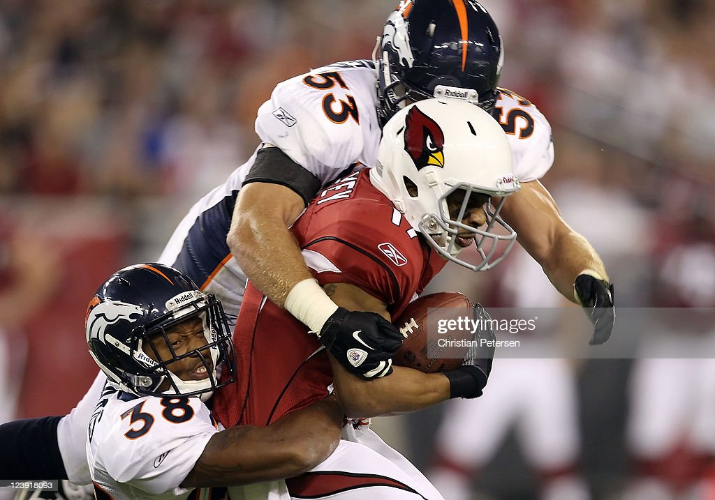 Denver Broncos v Arizona Cardinals