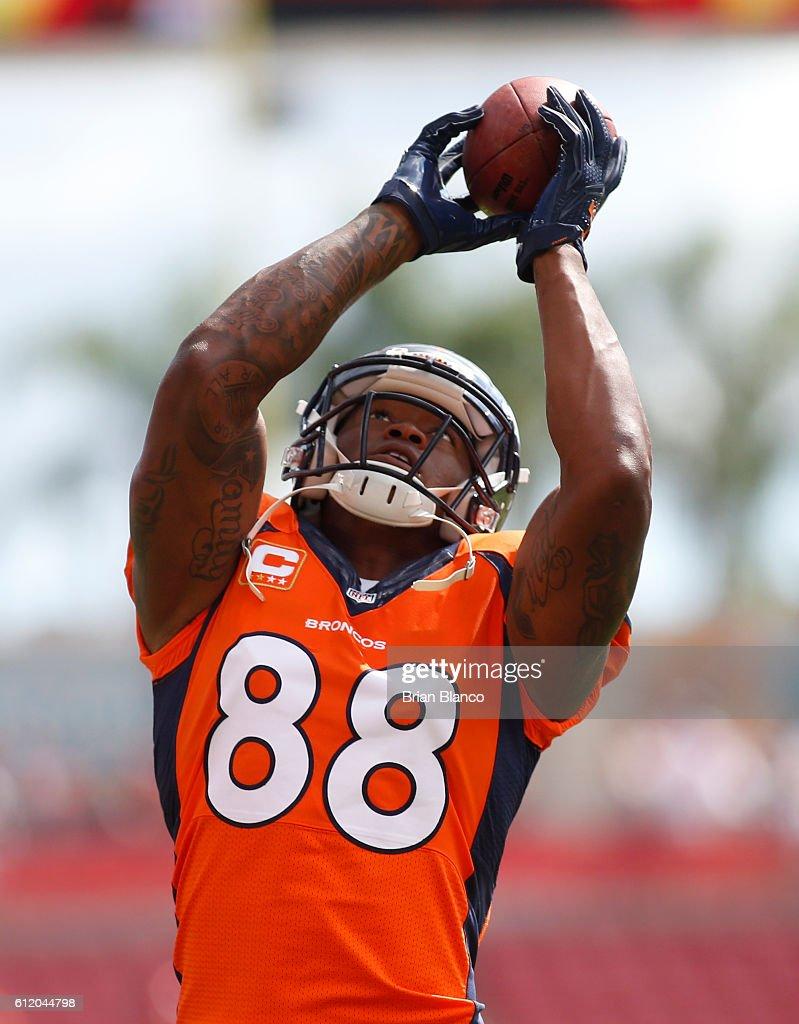 Denver Broncos v Tampa Bay Buccaneers s and