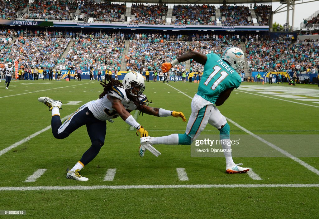 Miami Dolphins vLos Angeles Chargers