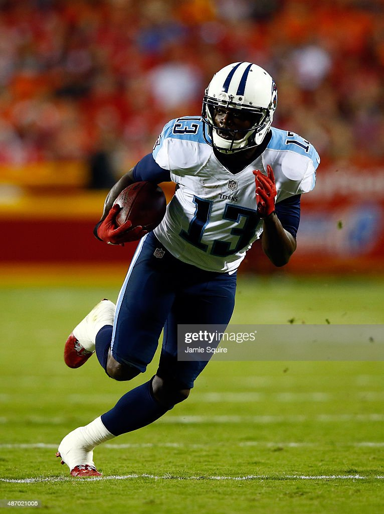 Tennessee Titans v Kansas City Chiefs