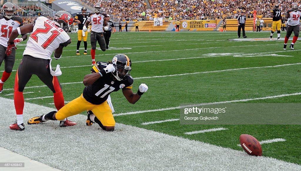 Tampa Bay Buccaneers v Pittsburgh Steelers