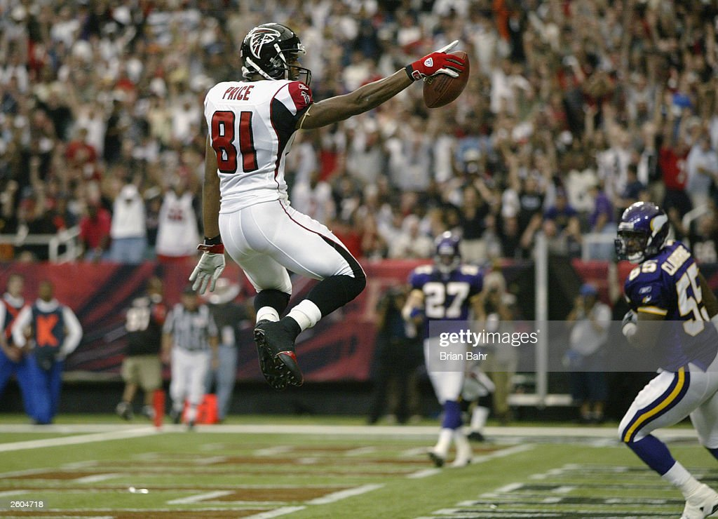 Image result for falcons vikings 2003