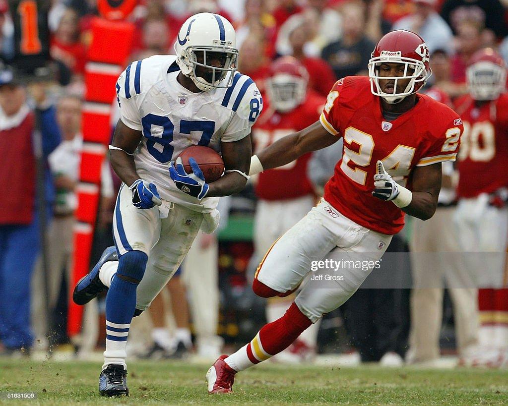 Indianapolis Colts Reggie Wayne