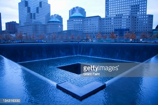 Wide view of memorial. : Stock Photo